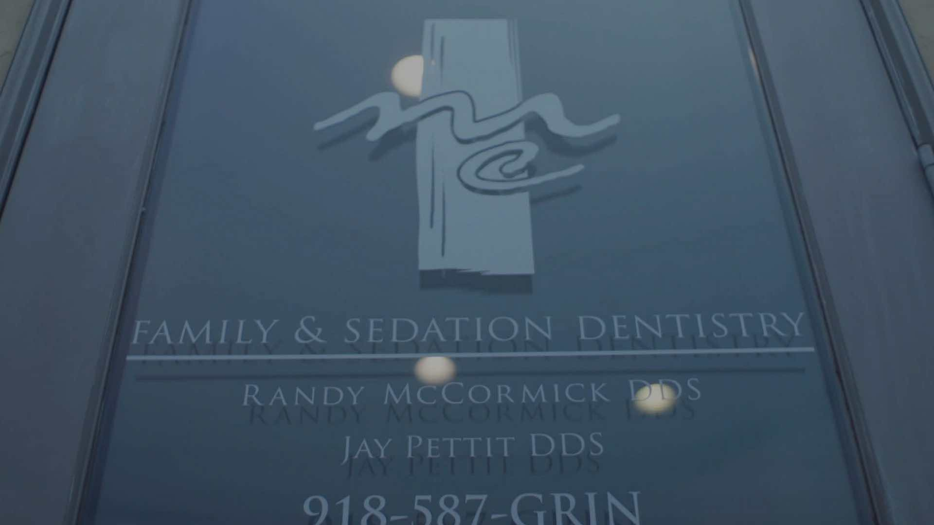 dr randy mccormick tulsa dentist